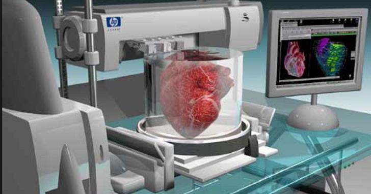 不只是Maker的玩具還能救你的命,3D列印在醫療以及建築上有哪些用途?