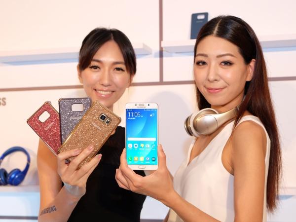 三星 Galaxy Note 5 售價公佈,32GB 售價 23,880 元
