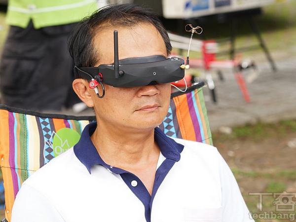 首屆台灣的 FPV 無人機飛行競賽,玩家都用了哪些裝備?