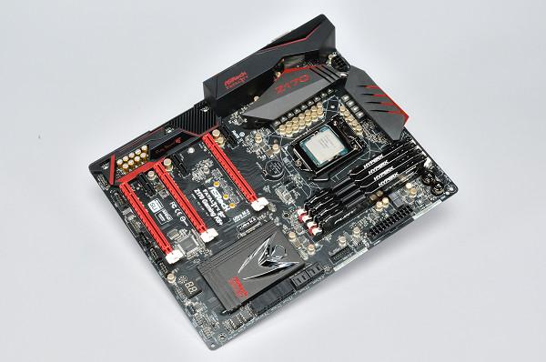 ASRock Fatal1ty Z170 Gaming K6+ 實用配置導向電競主機板