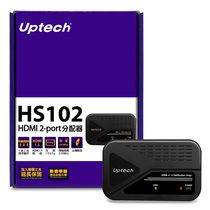 Uptech HS102 HDMI 2-port 分配器