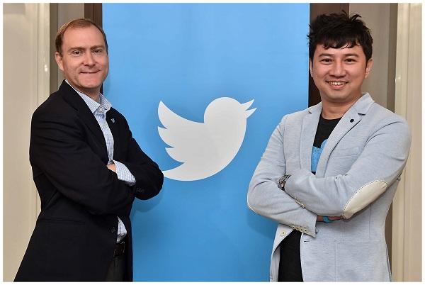 Twitter 高層談台灣市場:想玩樂八卦的人去fb,想把產品行銷國際來Twitter