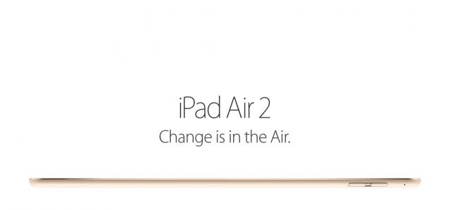 快速瀏覽iPad發表會硬體產品