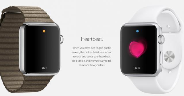 蘋果官網更新Apple Watch「使用者介面與體驗」內容