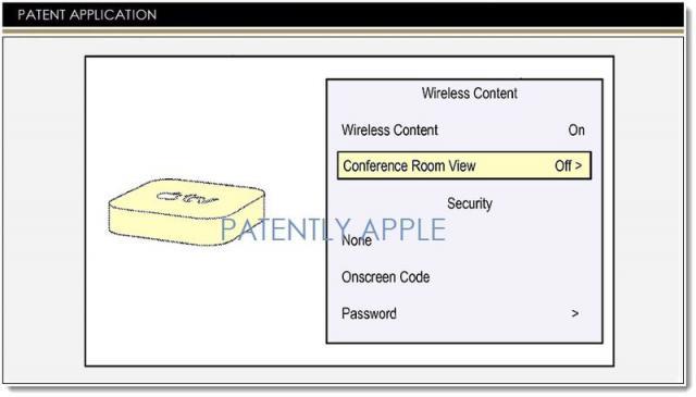Apple TV新專利,會議室功能曝光
