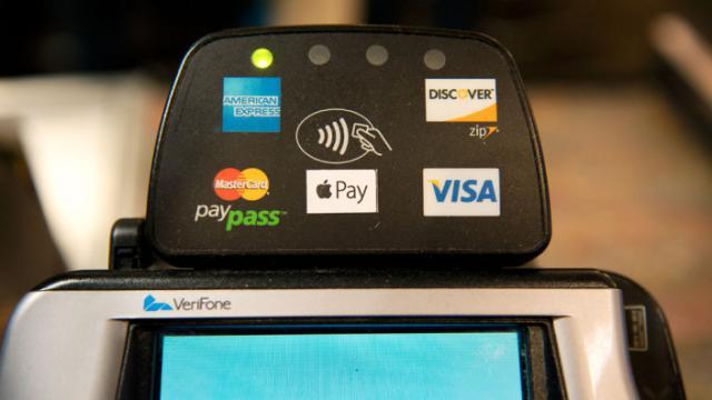 驚人速度,Apple Pay已經獲得九成美國信用卡支持