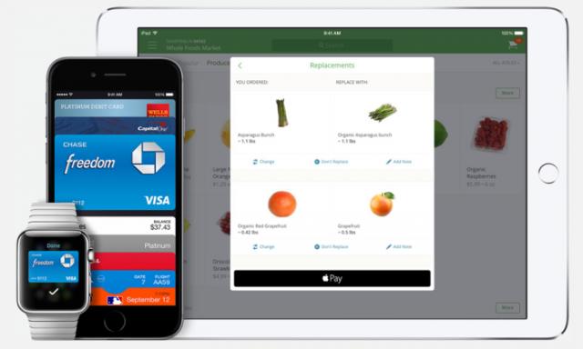 Apple Pay再獲「App」加持,行動支付更上層樓