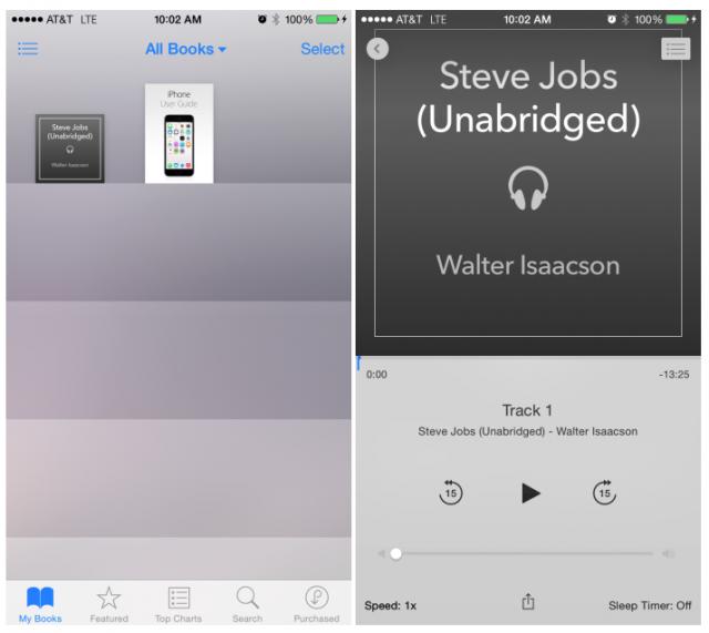 展望iOS 8.4,iBooks功能持續提昇