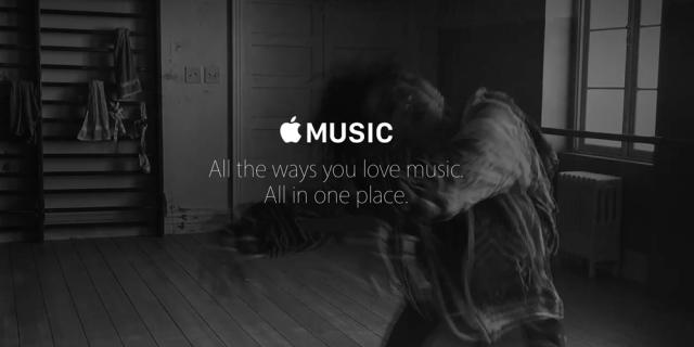 就在今晚!與Apple Music的第一次親密接觸