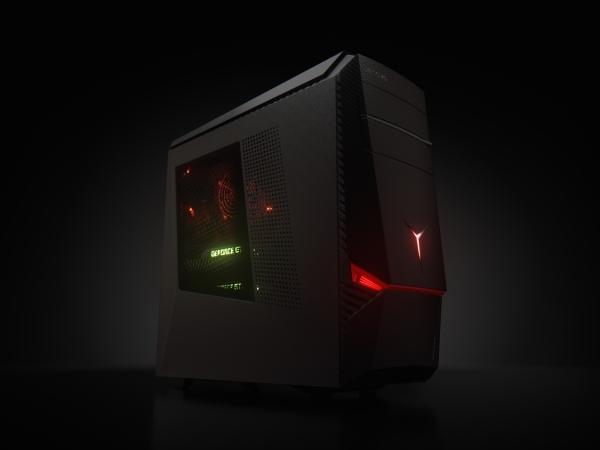 最新 Lenovo Y 系列個人電腦 電競功能大躍進!