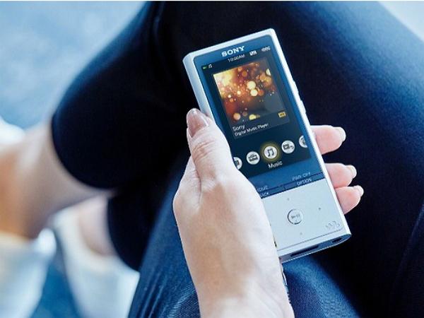 Sony 推出新一代音樂發燒神器 Walkman NW-ZX100HN
