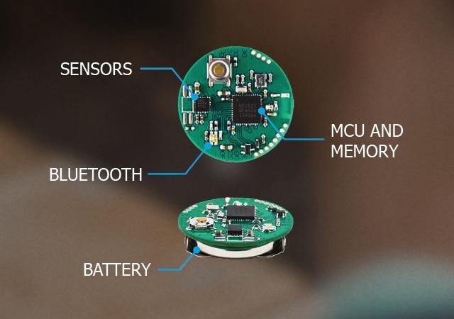 守護荷包,低成本微型可程式化BLE感應器MetaWearC