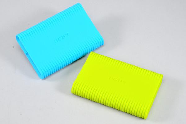 Sony HD-SP1 繽紛亮彩耐震、防潑水行動外接硬碟