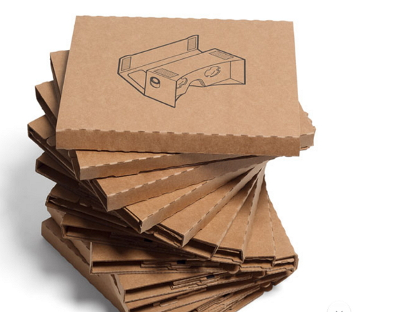 Google 公佈 Cardboard 2.0 製作說明,你也可以自己動手做一個 | T客邦