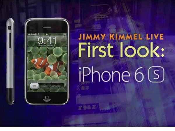 用第一代iPhone偽裝iPhone 6s給路人試用,會被騙的就不是果粉!