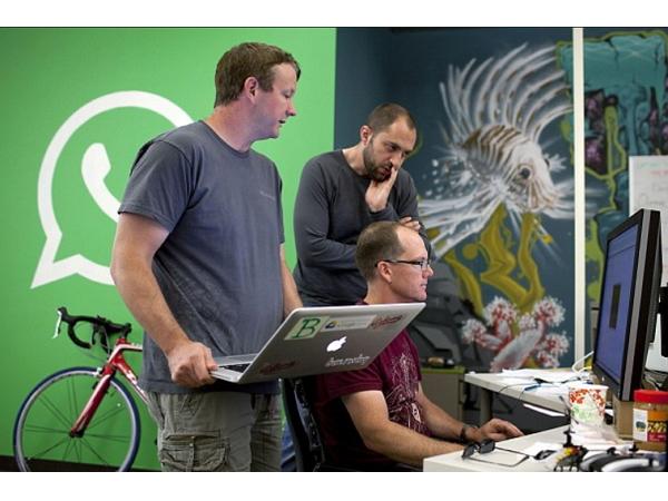 擁有 9 億用戶的 WhatsApp,你們公司的工程師人數可能都比他們多