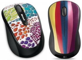 Microsoft logitech color