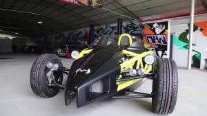 獨立車廠Hadron,讓你能以國產車價格DIY自組超級賽車!