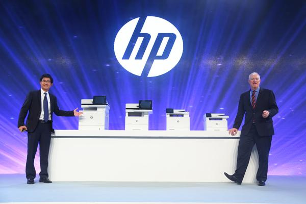 HP推出全世界最安全的印表機  全新的HP雷射印表機內建自我修復防護功能,保護直達BIOS