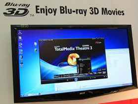 【Computex 2010】藍光兼3D,誰先可以播?