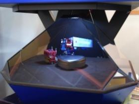 【Computex 2010】InnoVISION投影盒,迷幻3D視覺