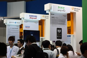 【Computex 2010】手機大家都用Android平台