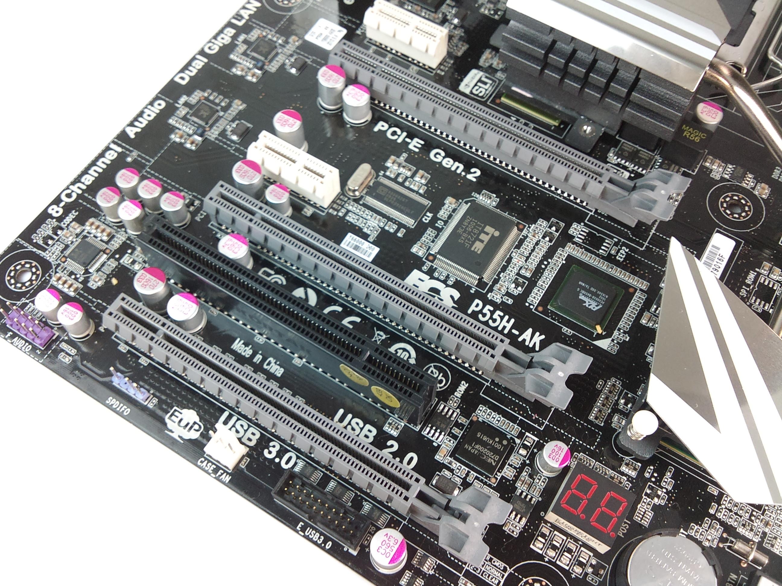 COMPUTEX 2010精英上演極限超頻秀 搭配Intel®最新K SKU處理器創造驚異效能