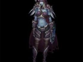 【魔獸世界(舊)】[官網] 冰冠城塞中的主要角色:希瓦娜斯與珍娜