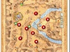 【奇夢之星WISH】【奇夢之星】地圖攻略:廬森塔之谷