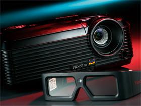 連投影機都有3D!ViewSonic PJD6531w(下)