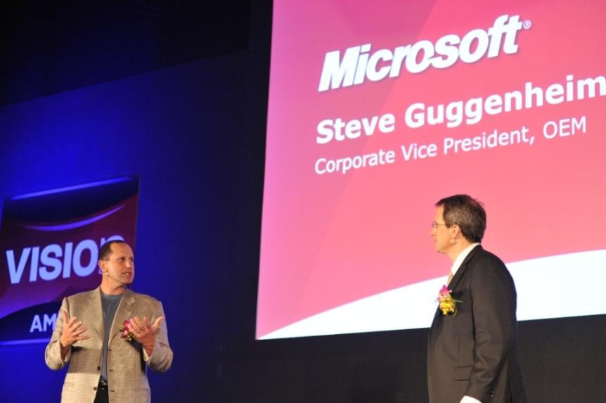 AMD全球首款Fusion APU,在2010年台北國際電腦展首度磅礡登場
