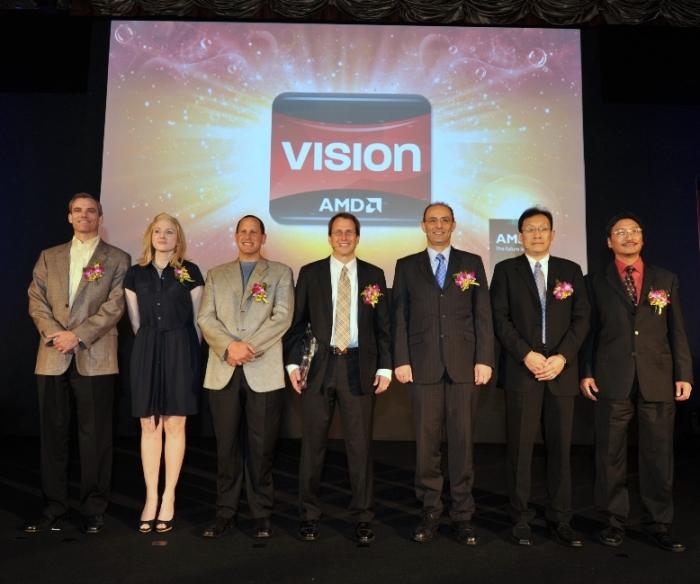 AMD成立Fusion基金,為AMD Fusion™ APU技術建構完整的產業生態體系。