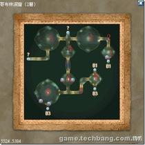 【奇夢之星WISH】【奇夢之星】地圖攻略:哥布林洞窟B2
