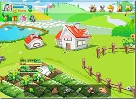 【FarmVille】【開心農民】拔菜也能當工作唷!