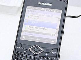 Samsung OmniaPro 4、OmniaPro 5 CMMA 2010直擊!