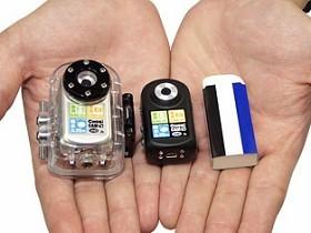 全球最小防水相機,帶我去海邊