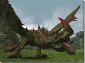 【魔物獵人 Frontier】【魔物獵人】狩獵魔物-棘龍