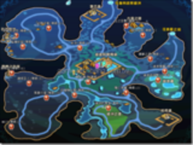 【勇者之歌】【勇者之歌】地圖資料-賽特王國「莫林達大綠洲」