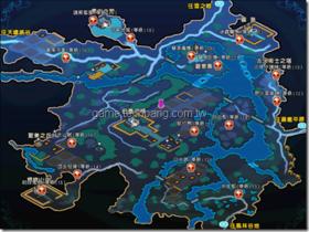 【勇者之歌】【勇者之歌】地圖資料-薩圖努帝國「絲綢之丘」