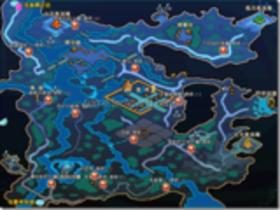 【勇者之歌】【勇者之歌】地圖資料-薩圖努帝國「晨曦平原」