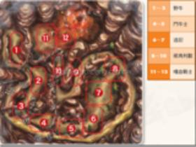 【中華英雄】【中華英雄】地圖資料-鋼牛谷
