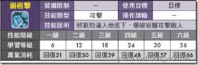【劍狐傳奇】【劍狐傳奇】門派技能-凌雲門