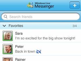 在蘋果的地盤擺攤!微軟Messenger上App Store開賣