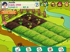 在Android上也能當農夫喔!