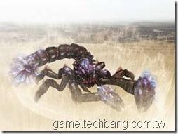 【魔物獵人 Frontier】【魔物獵人】狩獵魔物-尾晶蠍