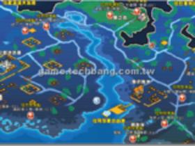 【勇者之歌】【勇者之歌】地圖資料-艾斯卡瑞聯合「桑妮雅海岸」