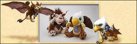【魔獸世界】馭風者寶寶和小獅鷲獸玩偶上市!