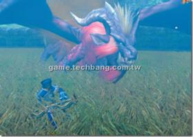 【魔物獵人 Frontier】【魔物獵人】狩獵魔物-炎王龍、炎妃龍