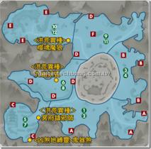 【劍狐傳奇】【劍狐傳奇】地圖與怪物-永寧原