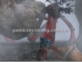 【魔物獵人 Frontier】【魔物獵人】狩獵魔物-砦蟹